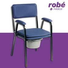 Robe Matériel Médical  propose un large choix de chaises percées