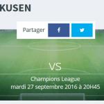 Pronostics Monaco Bayer : quelle équipe voyez-vous gagnante ?
